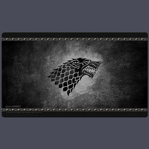 HBO Game of Thrones: House Stark Playmat
