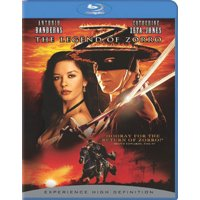 The Legend of Zorro (Blu-ray)