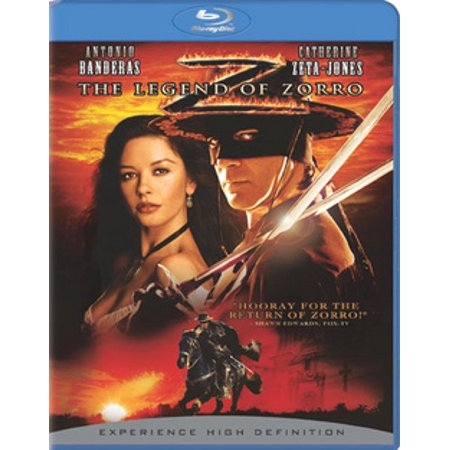 The Legend of Zorro (Blu-ray) - Zorro Dress