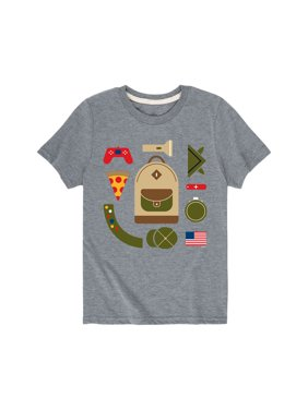 Boy Scouts of America Camper Backpack Boy Scout - Youth Short Sleeve Tee