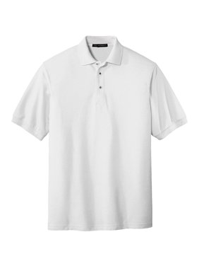 312c3e1b6a Product Image Port Authority Men s Big And Tall Silk Touch Polo Shirt