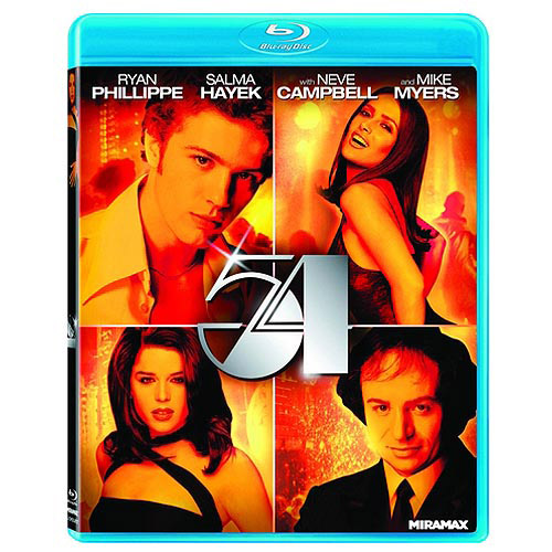 54 (Blu-ray) (Widescreen)
