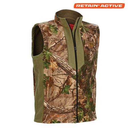 Arctic Shield Heat Echo Fleece Vest in Realtree XTRA - 3X-Large Size
