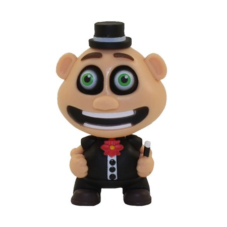 Funko Mystery Minis Vinyl Figure - FNAF The Twisted Ones - MAGICIAN TOY (2.5 inch) (Fnaf 4 Halloween Update Trailer)