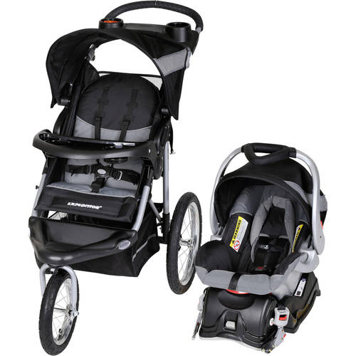Baby Trend Expedition Jogger Travel System by Baby Trend