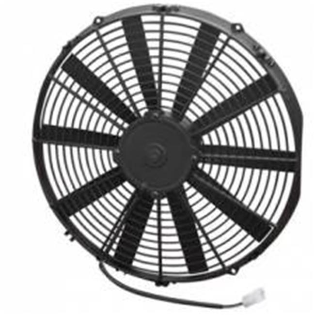 SPAL 16 in 1604 CFM Medium Profile Electric Cooling Fan P/N 33600