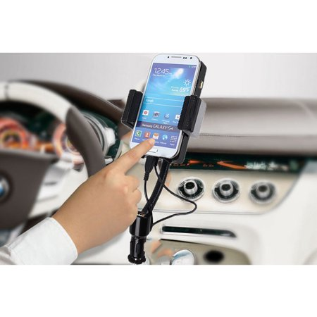 - Car Mount, SANOXY Car Cradle Charging Dock Station with Radio FM Transmitter, Micro USB Charger ZTE: 3200 (Peel), E520 (Agent), F160, F350 (Salute), R225