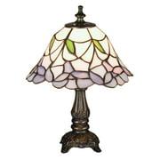 Meyda Tiffany - 31194 - One Light Mini Lamp - Daffodil Bell - Ca Purple-35pack