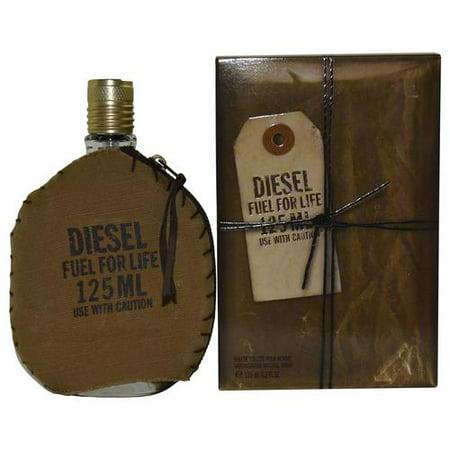 diesel fuel for life edt spray 4 2 oz by diesel. Black Bedroom Furniture Sets. Home Design Ideas