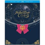 Sailor Moon Crystal Season 3 (Standard Edition) (Blu-ray + DVD) by