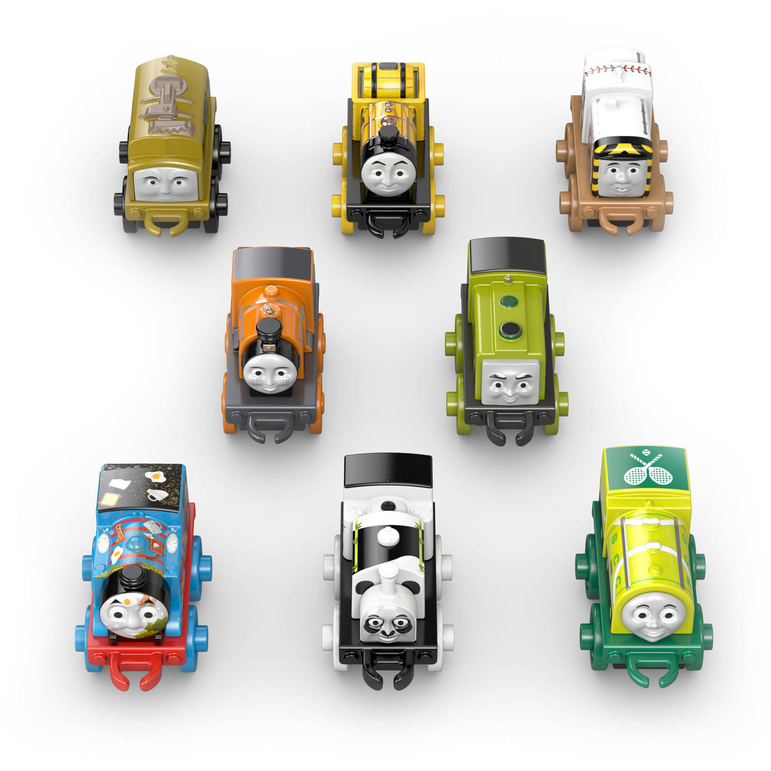 Fisher-Price Thomas & Friends Minis, 7 Pack, #5