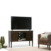 Simpli Home Carlton Tall TV Media Stand