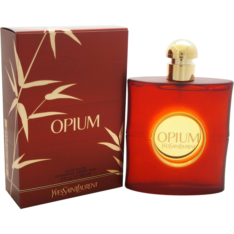Yves Saint Laurent Opium EDT Spray, 3 fl oz