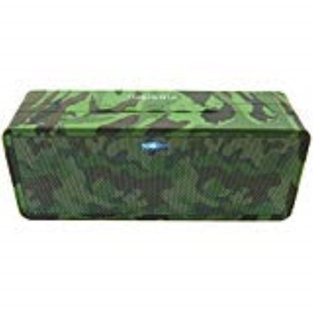 insignia portable bluetooth speaker (ns-spbtbrick-cm) camo - (Insignia Bluetooth Speaker Drivers For Windows 7)