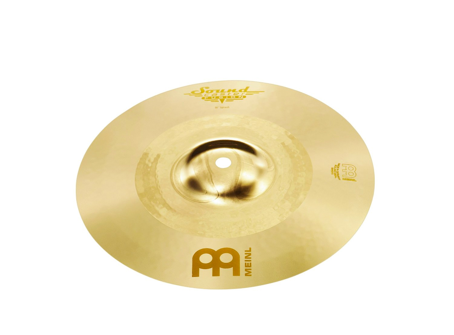 "Meinl SF8S 8"" Soundcaster Fusion Splash Cymbal by Meinl"