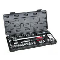Hyper Tough 54-Piece Socket Set