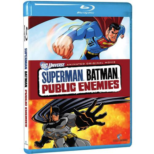 Superman/Batman: Public Enemies (Blu-ray)