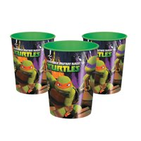 Tmnt 16oz Party Cup for Birthday - Party Supplies - Licensed Tableware - Licensed Cups - Birthday - 1 Piece