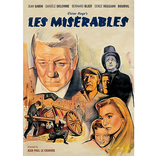 Les Miserables (1958) (Anamorphic Widescreen)