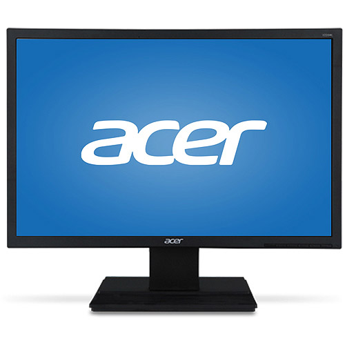 "Acer Professional 19"" Widescreen LCD Monitor (V196WL bm Black)"
