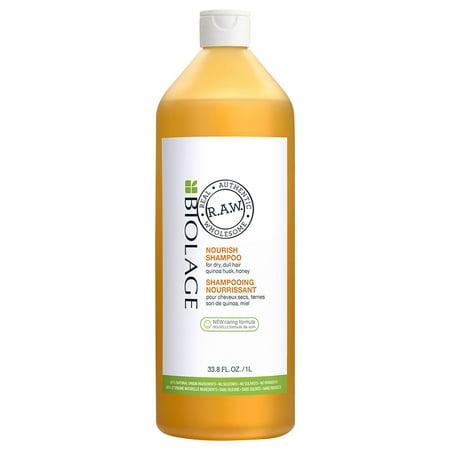 Matrix Twin (Matrix Biolage R.A.W. Nourish Shampoo)