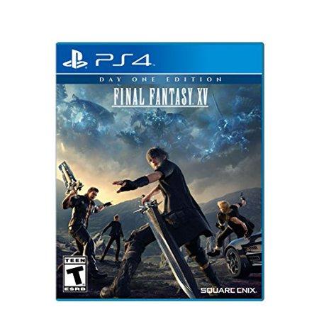 Final Fantasy XV - PlayStation 4 (Final Fantasy X And X2 Ps4 Limited Edition)