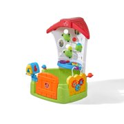 Step2 Toddler Corner House Corner Playhouse, Multicolor, Model Number: 877100