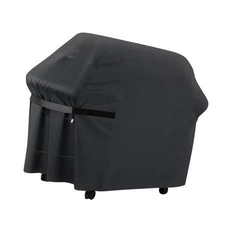 Fashionhome BBQ Grill Cover Oxford Cloth Barbecue Cover Outdoor Garden Furniture Dust Cover Weather Resistant - image 2 of 8