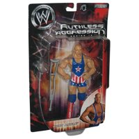 WWE Ruthless Aggression Series 12 Kurt Angle WWF Jakks Pacific Figure