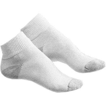 Hanes - Women's Athletic Ankle Socks, 6 Pairs