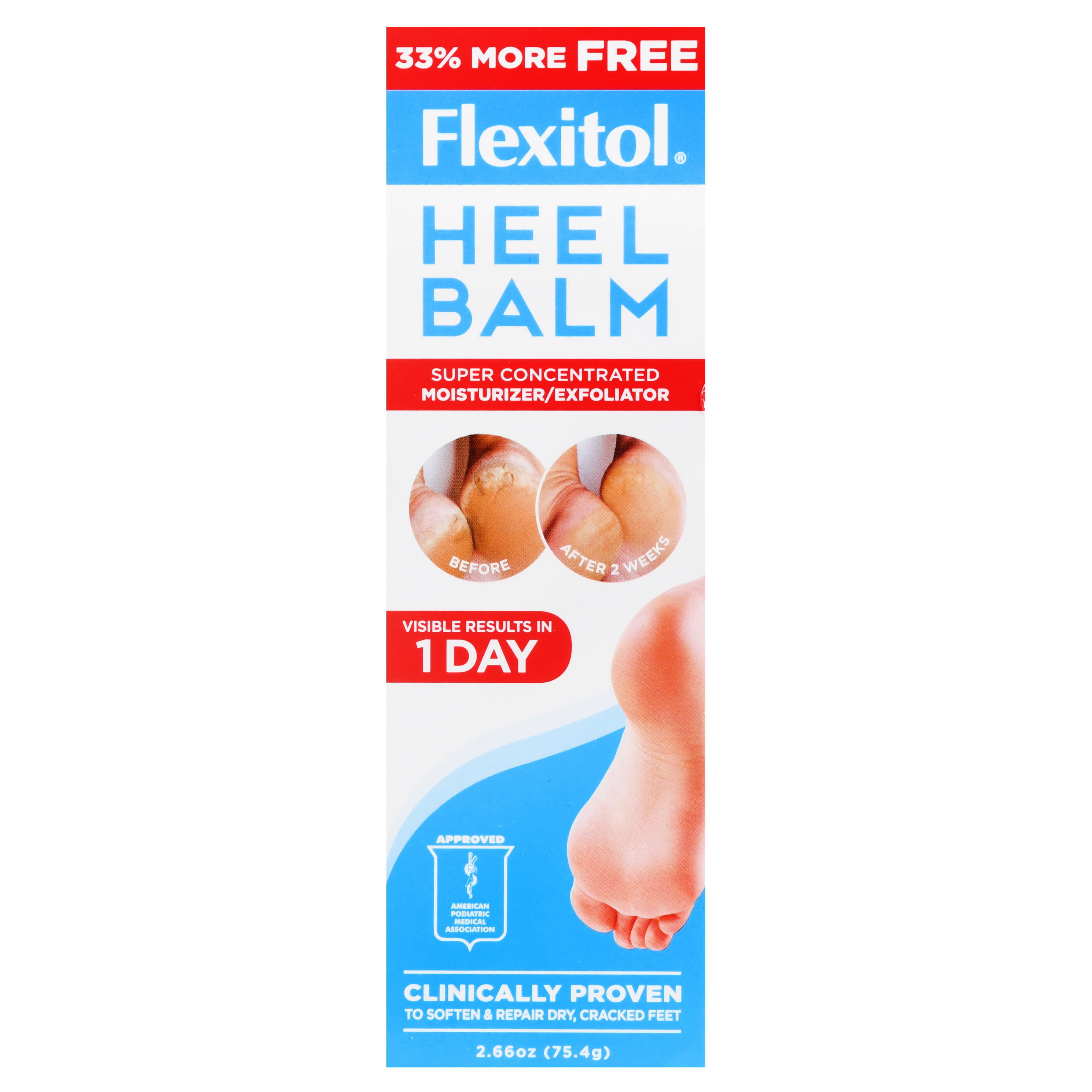 Flexitol Heel Balm, 2.0 OZ