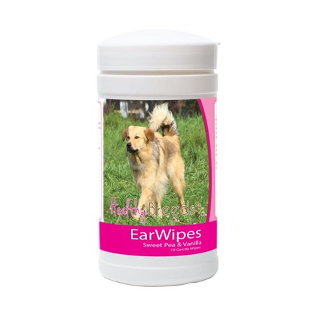 Healthy Breeds 840235171980 Chinook Ear Wipes - 70 Count - image 1 de 1