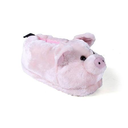 Happy Feet Mens and Womens Pig Animal - Animal Womens
