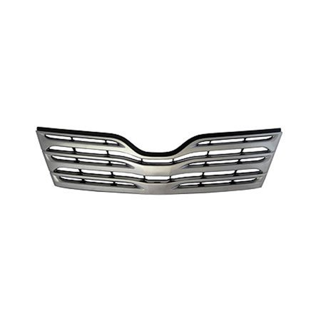 Chrome Grill Assembly for 2009-2012 Toyota Venza Grille TO1200321