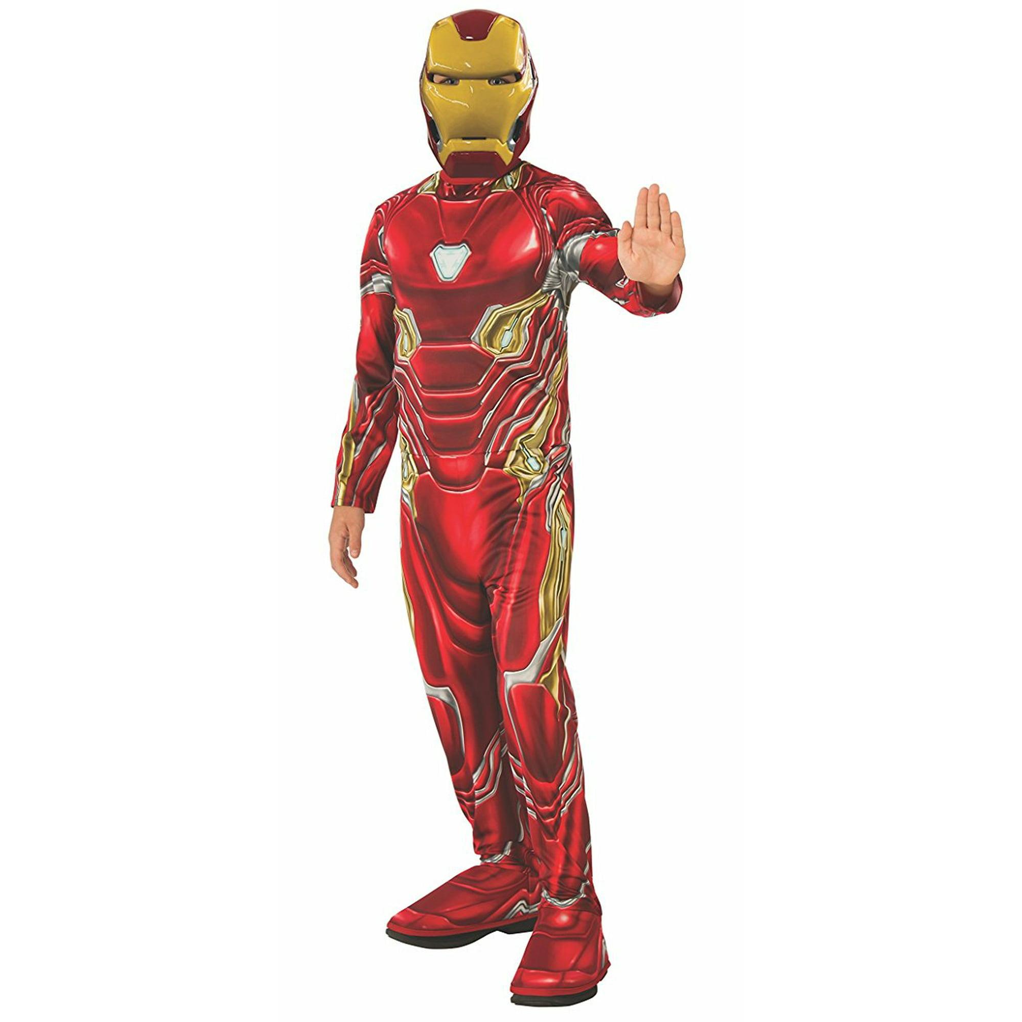 Marvel Avengers: Infinity War Iron Man Child Costume, Medium