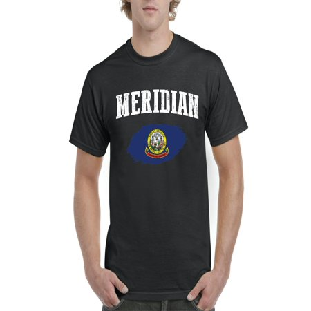 Normal is Boring - Meridian Idaho Men Shirts T-Shirt Tee