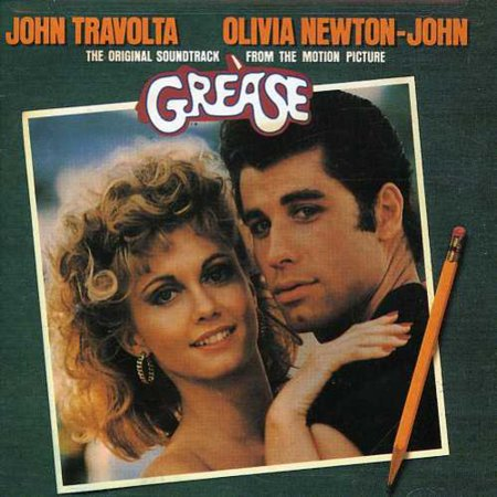 Grease (The Original Soundtrack From The Motion Picture) (CD) (Bowie 7 Picture Disc)