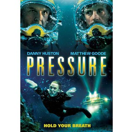 Pressure (2015) (DVD + Digital Copy) (Walmart