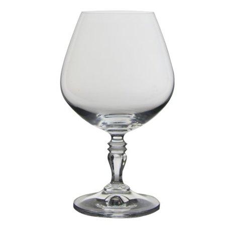 Cheers Cordial Glass - TenStrawberryStreet Diana 12.9 oz. Cordial Glass (Set of 6)
