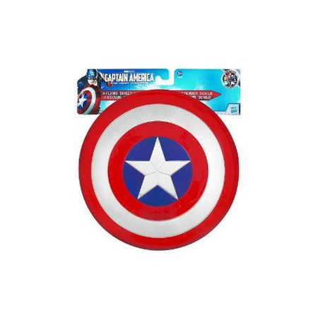 Hasbro Marvel Captain America Throwing Shield Multi-Colored