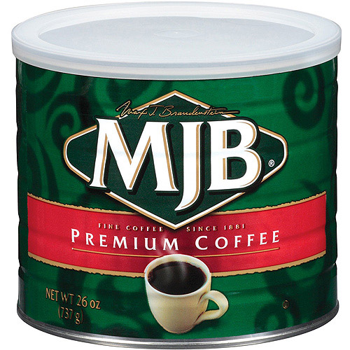 MJB Premium Coffee, 26 oz
