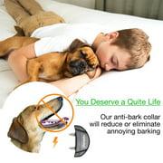 wadeo Dog No Bark Collar Anti Barking Control Collars Warning Beeper and Static Shock