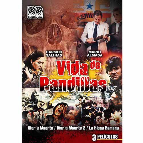 Vida De Pandillas (3-Peliculas) (Spanish)