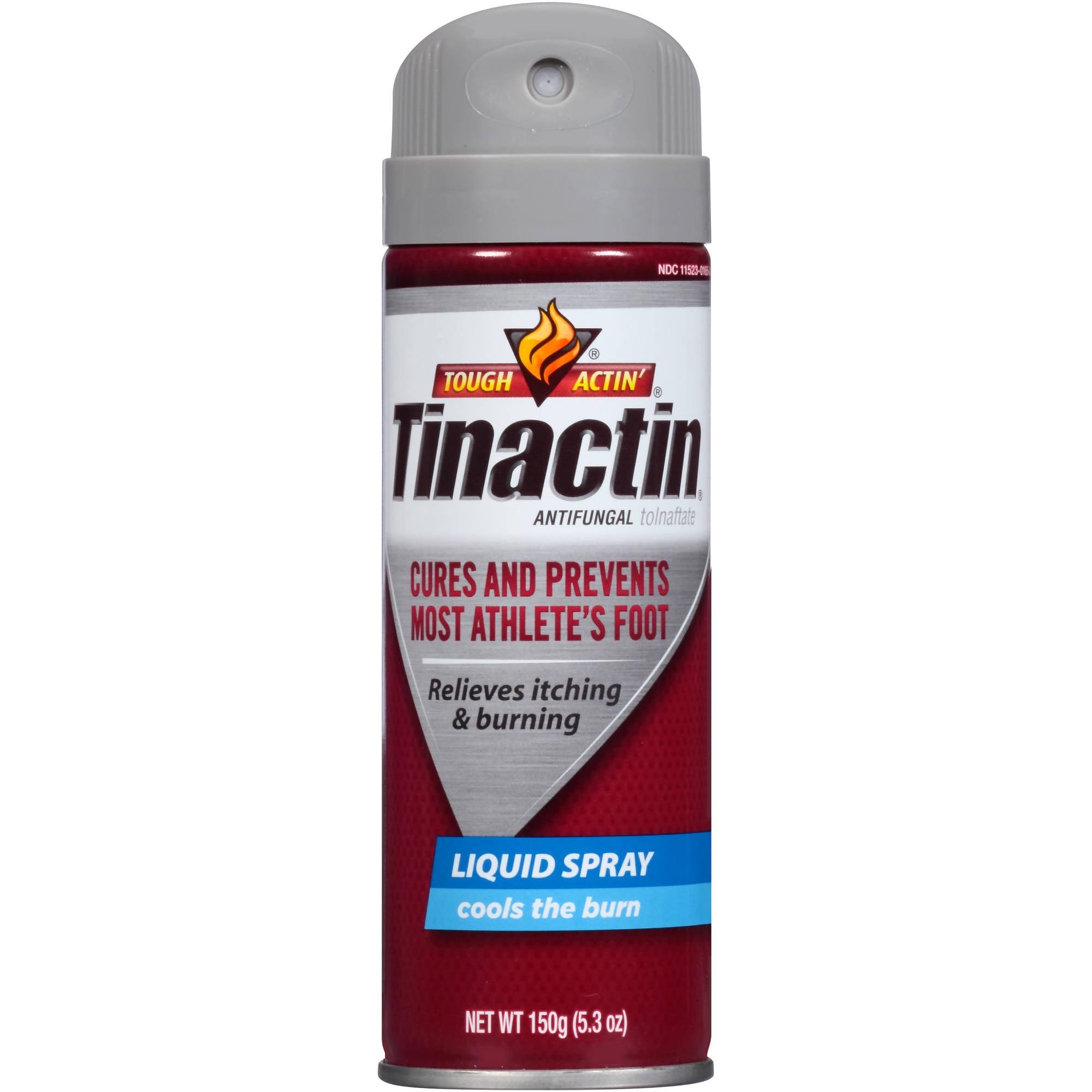 Tinactin Antifungal Liquid Spray, 5.3 oz