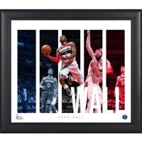 "John Wall Washington Wizards Framed 15"" x 17"" Player Panel Collage"