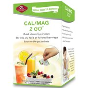 Olympian Labs Cal/Mag 2 Go Dietary Supplement, 3.92 oz