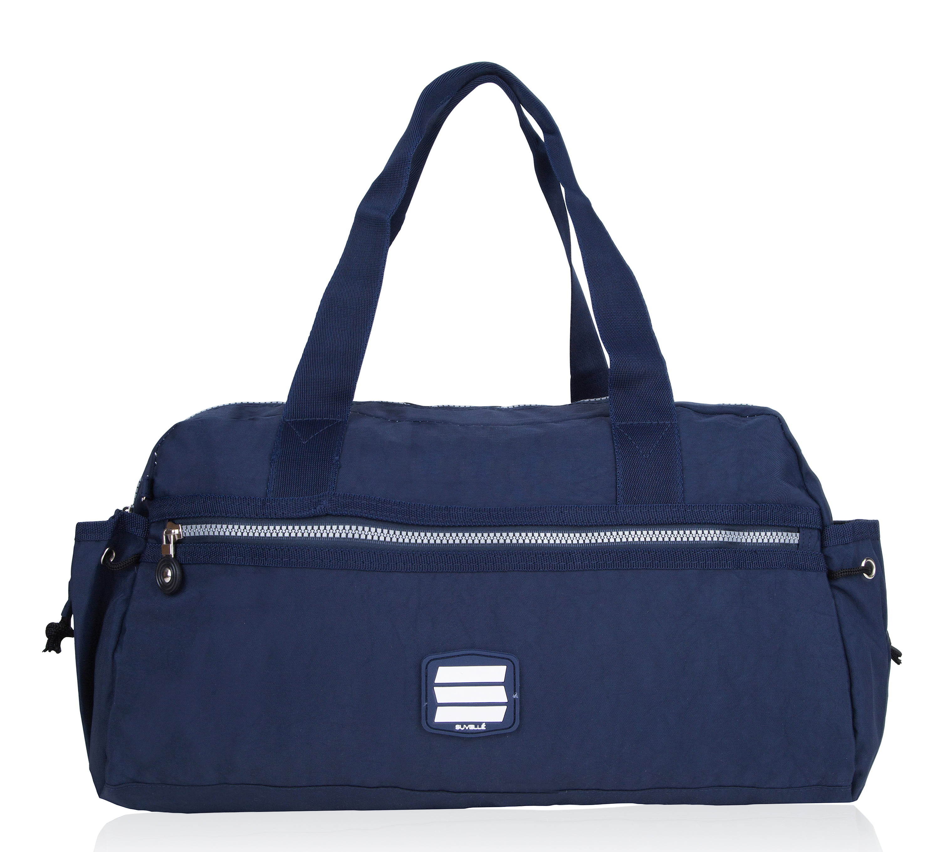 Suvelle Lightweight Small Duffle Weekend Handbag Luggage Gym Sports Travel Duffel Tote 2067 by suvelle