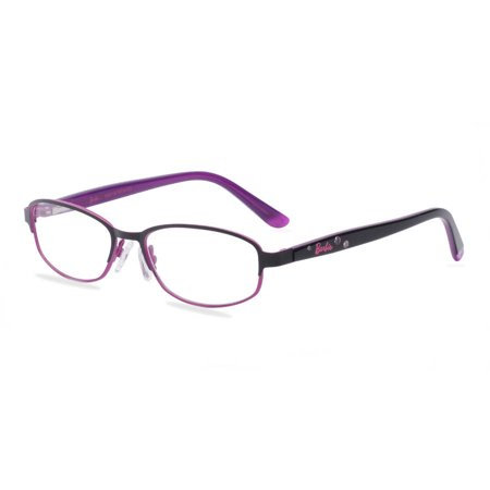 Barbie Girls Prescription Glasses, Fiesta Blk/Pink
