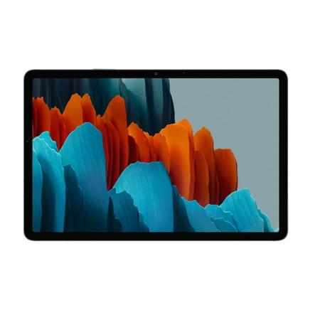 """Refurbished Samsung Galaxy Tab S7 11"""" 128GB Mystic Black With S Pen Wi-Fi SM-T870NZKAXAR"""
