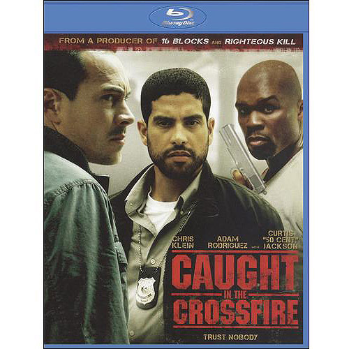 Caught In The Crossfire (Blu-ray) (Widescreen)